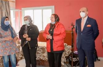 برنامج تأهيلي وأنشطة ترفيهية لنزلاء دور المسنين ضمن مبادرة كلية التربية الرياضية بطنطا