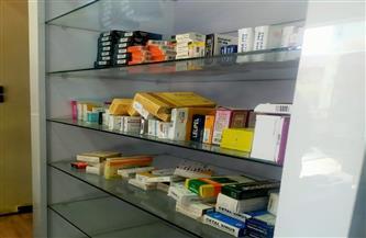 ضبط 6020 عبوة أدوية بمكان غير مرخص في السنبلاوين | صور