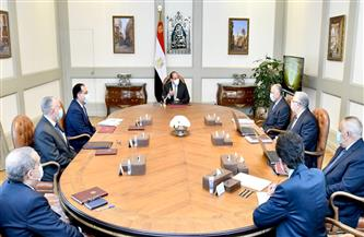 الرئيس السيسي يوجه بضمان كافة عوامل نجاح وجدارة آليات تحديث وتطوير نظم الري على مستوى الجمهورية