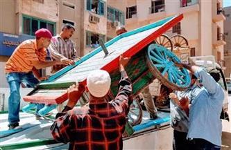 ضبط 75 مخالفة مرافق فى حملة بسوهاج