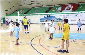 اختتام بطولات مجلس الشارقة الرياضي للألعاب الجماعية والفردية