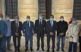وزير الإسكان يتفقد المرحلة الأولى من محور الفردوس الحر بمحافظة القاهرة بعد تشغيلها تجريبيا| صور