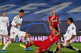 انطلاق مباراة ليفربول وريال مدريد بدورى أبطال أوروبا
