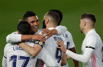 ريال مدريد يواصل مطاردة أتليتكو بثنائية في أوساسونا