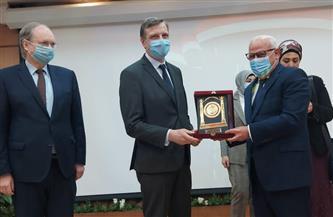 محافظ بورسعيد يستعرض مشروعات التطوير الممولة من الاتحاد الأوروبى بـ 48 مليون جنيه | صور