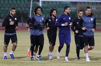 المصري يستعيد شوقي ويفتقد إميكا أمام الطلائع بالكأس غدًا