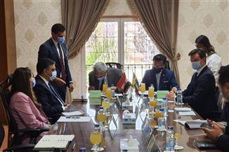 بروتوكول تعاون بين مصر والسويد في مجال الشراء الموحد والتموين الطبي | صور