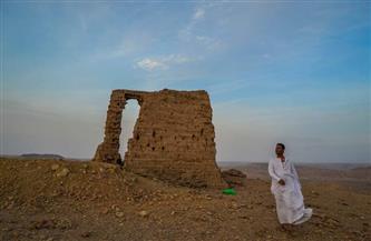 نقاط المراقبة الطينية.. عمرها يتعدى الألف عام واستخدمت لرؤية هلال رمضان | صور