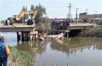 """وزارة الري تنعي عاملا لقى مصرعه أثناء تجديد كوبري """"الهوكس"""" في كفرالشيخ"""