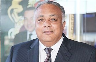 السفير أحمد جمال الدين يناقش سُبل تعزيز التعاون بين مصر والاتحاد الدولي لجمعيات الصليب والهلال الأحمر