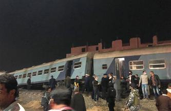 السكة الحديد: انتظام حركة القطارات على خط (القاهرة / المنصورة) وتشكيل لجنة فنية لمتابعة حادث قطار 339