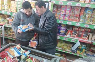 """ضبط 43 مخالفة تسعيرة وسلع مغشوشة في حملة لـ """" تموين الغربية"""""""