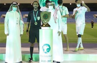 «الصقر» يتوج بطلًا لبطولة السعودية لأندية الدرجة الثالثة