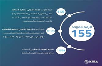 «تنظيم الاتصالات» يضاعف الطاقة الاستيعابية لمركز تلقي الشكاوى 155