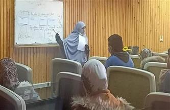 برنامج لتنمية مهارات اللغة الإنجليزية بكلية التربية بدمياط بمشاركة 27 شابًا وفتاة| صور