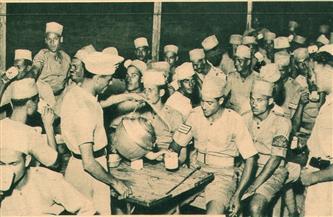 بين الإفطار والسحور.. ذكريات رمضان داخل الخيام العسكرية عام 1940|  صور