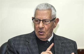 """""""تنسيقية شباب الأحزاب والسياسيين"""" تنعى الكاتب الكبير مكرم محمد أحمد"""
