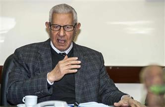 رئيس الشيوخ ينعى الكاتب الصحفي مكرم محمد أحمد