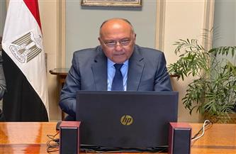 وزير الخارجية يجدد دعم مصر للحل الأممي لقضية الصحراء الغربية بهدف التوصل إلى حل سياسي| صور