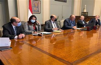 مشاورات مصرية مغربية تشمل تطورات القضية الفلسطينية والملف الليبي