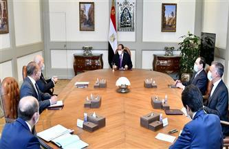 الرئيس السيسي يتابع نشاط شركة إيني الإيطالية في مجال التنقيب والإنتاج بقطاع الغاز والبترول في مصر