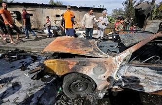 مصر تدين التفجير الإرهابي الذي استهدف أحد الأسواق الشعبية ببغداد