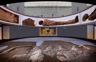 زيادة عدد الزائرين إلى المتحف القومي للحضارة بعد نقل المومياوات الملكية