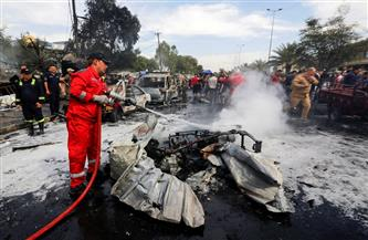 السلطات العراقية تحتجز قائد فوج وعددًا من ضباط شرطة الطاقة بعد تفجير بئرين نفطيين في كركوك