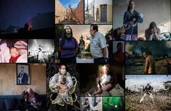 «العناق الأول وسط الوباء» تفوز بجائزة الصورة الصحفية العالمية 2021