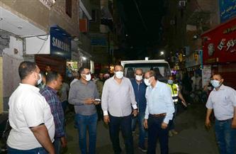 سكرتير محافظة الأقصر يقود حملة مكبرة لتحقيق الانضباط العام وضبط الأسواق|صور