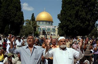 70 ألف مُصل بالمسجد الأقصى في الجمعة الأولى من رمضان