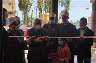افتتاح مسجدين في دمياط بتكلفة 6.5 مليون جنيه| صور