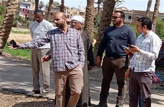 محافظ أسيوط يعلن تسليم 7 مواقع لإنشاء محطات صرف صحي بقرى مركز صدفا| صور