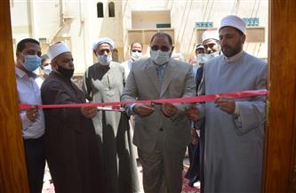 بتكلفة مليوني جنيه.. افتتاح مسجد نسائم الرحمن في الغردقة  صور