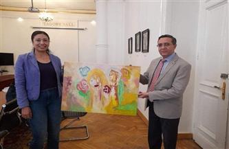 مبادرة الدكتورة وفاء ياديس لأطفال الهند فى مصر