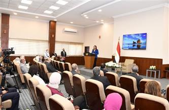 وزيرة التخطيط تدعو لإنشاء وحدة تكافؤ الفرص في كل الوزارات