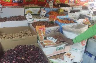 إعدام 467 كيلو أغذية متنوعة و99 لتر عصائر لتغيرها في الخواص الطبيعية خلال حملة صحية بالبحر الأحمر |صور