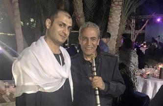 عازف المزمار عماد أبو الحاج يستعد لافتتاح مهرجان ليالي رمضان الثقافية