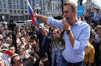 زعيم المعارضة الروسية نافالني ينهي إضرابا عن الطعام بعد 3 أسابيع