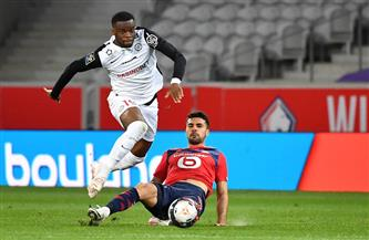 ليل يحقق تعادلًا صعبًا مع مونبلييه في الدوري الفرنسي