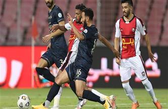 الرائد يتغلب على القادسية في دوري كأس الأمير محمد بن سلمان للمحترفين