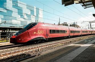 """إيطاليا تطلق خط سكك حديدية """"خالي من فيروس كورونا"""" بين روما وميلانو"""