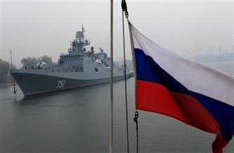 روسيا ترسل 15 سفينة حربية لإجراء مناورات وسط توترات شرق أوكرانيا