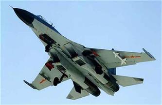 طائرة عسكرية صينية تدخل منطقة تحديد الدفاع الجوي لتايوان