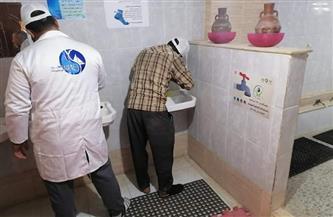 «مياه دمياط» تنظم حملات توعية لترشيد الاستهلاك بقرى «حياة كريمة» | صور