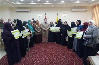 محافظ شمال سيناء: كل أمهات المحافظة مثاليات | صور