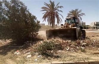 حملات نظافة مكثفة بجميع أنحاء مدينة الغردقة   صور