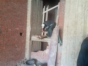 رئيس مدينة مرسى مطروح: إيقاف أعمال أربعة مبان مخالفة تعمل بدون ترخيص| صور