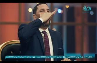"""عبد الناصر زيدان يزغرد في """"العرافة"""": """"بوصل بيها رسالة.. ومش أي راجل يعرف يعملها"""""""