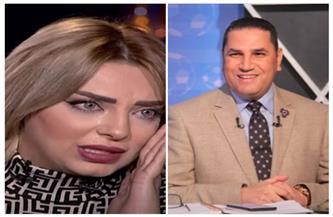 عبدالناصر زيدان: مي حلمي مشروع مذيعة محترمة.. بس تبطل تتكلم عن مشاكلها مع محمد رشاد